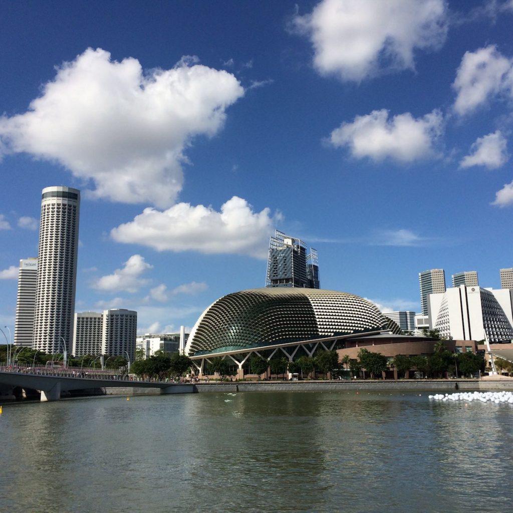 Esplanade a Singapore