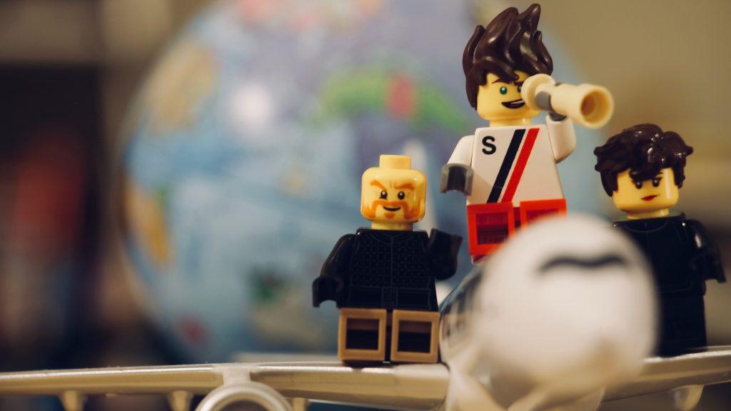 Jet Lego