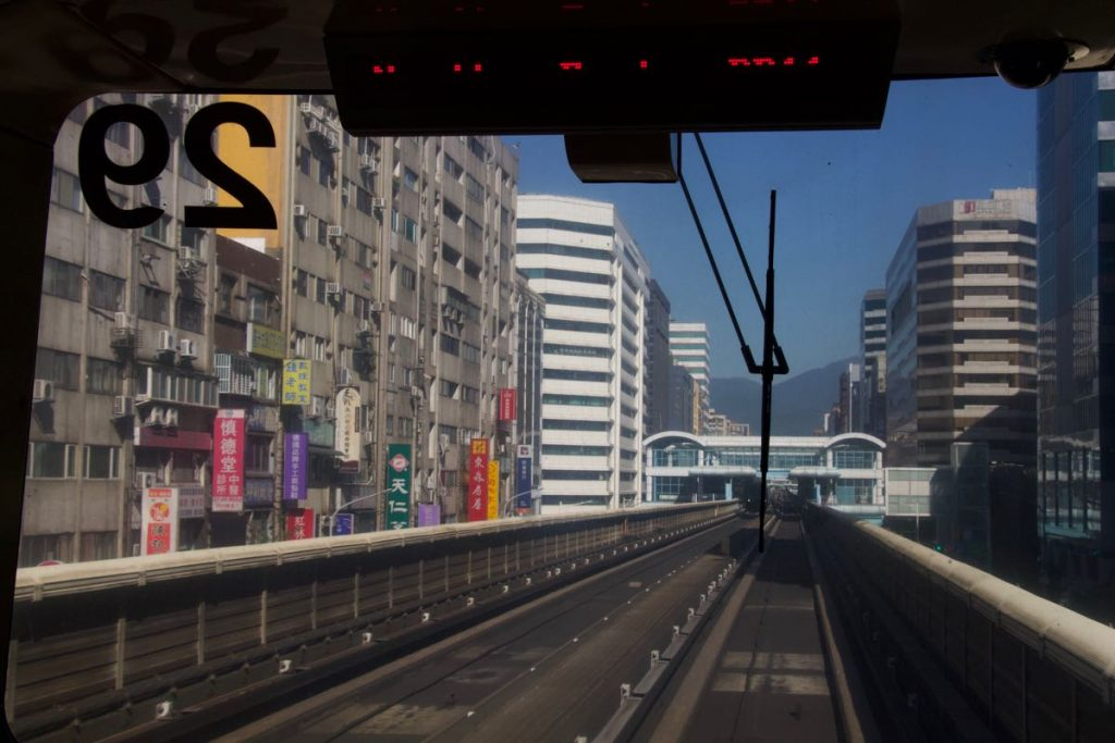 MRT Taipei, Taiwan
